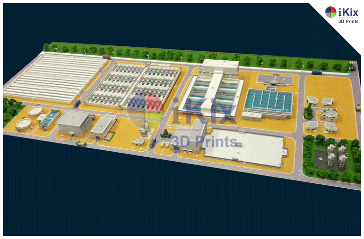 Plant and Factory Model 7